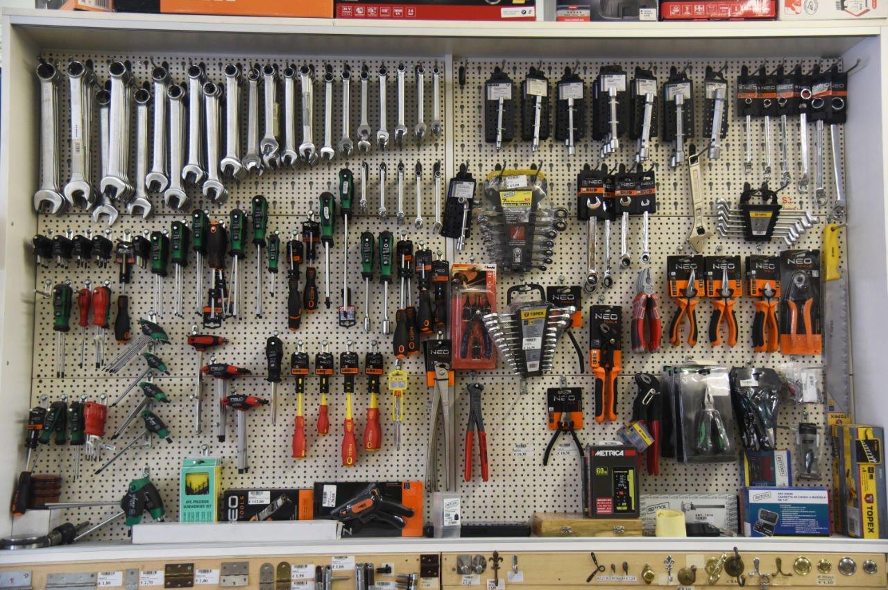 utensili ferramenta